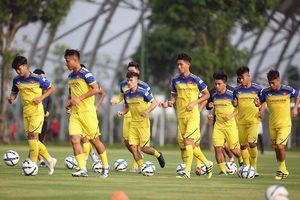 Khán giả phía Nam được xem U22 Việt Nam giao đấu U22 UAE