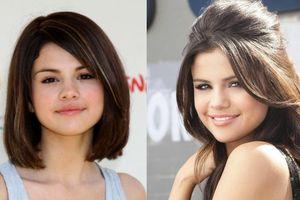 Nhan sắc thay đổi của Selena Gomez từ năm 17 tuổi đến nay