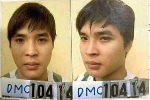 Phạm nhân trốn khỏi trại giam Bộ Công an lúc trời mưa