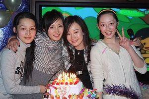 Nhan sắc của Dương Mịch cùng các người đẹp 8X thời mới vào nghề