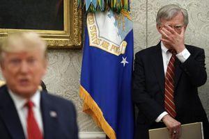 Ông Bolton 'trút bầu tâm sự' về TT Trump tại cuộc họp kín