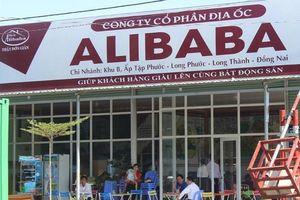 Khách hàng của Alibaba có nguy cơ mất trắng tài sản