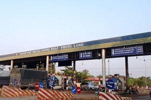 Chính thức giảm giá vé Trạm BOT Quốc lộ 14 qua Bình Phước