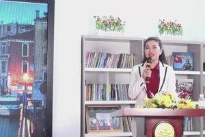 Triệu tập bà Phó Tổng giám đốc đối ngoại và đào tạo Alibaba