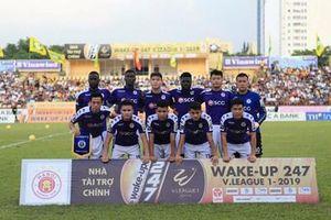 Hà Nội FC lên ngôi vô địch sớm hai vòng đấu