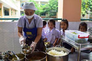 Chuẩn hóa thực đơn bán trú tiểu học ở Bạc Liêu