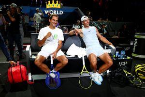 Laver Cup: Federer và Nadal sẵn sàng sát cánh vì đội tuyển châu Âu