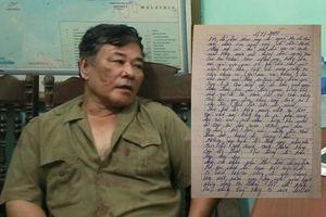 Anh chém cả nhà em ở Thái Nguyên: Tâm thư có phải Bùi Xuân Hồng viết?