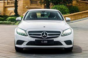 Mercedes-Benz C200 2019 mới giảm tới 225 triệu tại Việt Nam