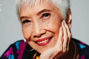 Sửng sốt với cụ bà bắt đầu sự nghiệp siêu mẫu ở tuổi 93