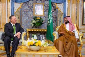 Mỹ, Saudi Arabia nhất trí 'kết tội' Iran về vụ tấn công cơ sở lọc dầu