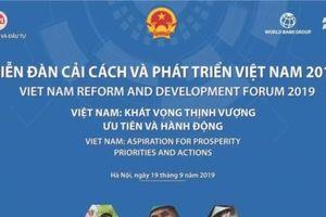 Hành động vì một Việt Nam thịnh vượng
