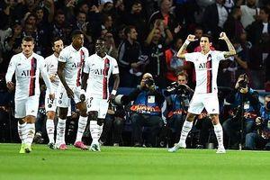 'Thiên thần' tỏa sáng, PSG đè bẹp Real Madrid tại Parc de Princes