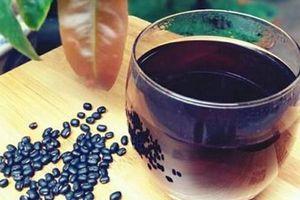 Nước đậu đen rang tốt cho sức khỏe nhưng lưu ý kẻo 'hối không kịp'