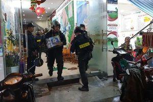 Cảnh sát truy bắt Tổng giám đốc Alibaba như phim hành động