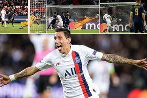 Real Madrid thua thảm 0-3 tại Paris!