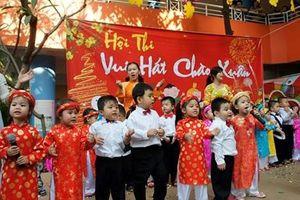 Tết Nguyên Đán Canh Tý năm 2020 học sinh Sài Gòn được nghỉ 14 ngày