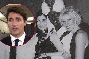 Thủ tưởng Canada Trudeau xin lỗi vì hóa trang thành thần đèn da nâu