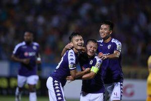 Thắng 1-0 SLNA, Hà Nội FC chính thức đăng quang V.League 2019