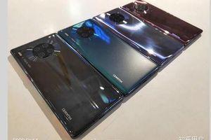 'Lơ tơ mơ' về điện thoại Huawei chuẩn bị ra mắt