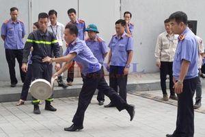 Hướng dẫn những kỹ năng cơ bản về phòng cháy, chữa cháy