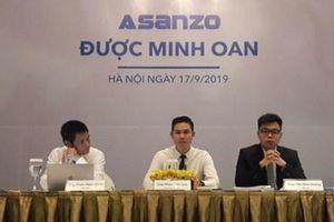 Công ty Asanzo bị tố giả mạo và dọa bị kiện
