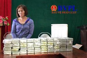 Chân dung cực sốc về 'bà trùm' ở Điện Biên vận chuyển 80 bánh heroin