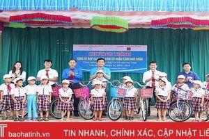 Nhiều hoạt động hưởng ứng Đại hội Hội LHTN Việt Nam tỉnh Hà Tĩnh
