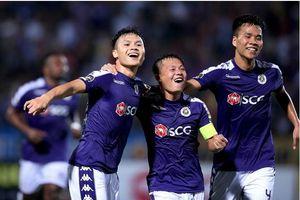 TRỰC TIẾP SLNA - Hà Nội FC: Thầy trò Chu Đình Nghiêm đoạt cúp vàng trên sân Vinh?