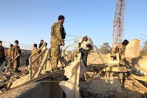 Thêm nhiều nạn nhân trong vụ đánh bom mới nhất tại Afghanistan