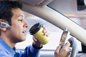 Bí kíp 'vàng' chống phân tâm khi lái xe dành cho bác tài
