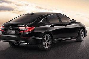 Sedan Honda Accord 2020 ra mắt, giá từ 573 triệu đồng