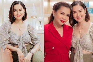 Đi dự khai trương thôi mà 'mỹ nhân đẹp nhất Philippines' vẫn gây sốt vì quá xinh