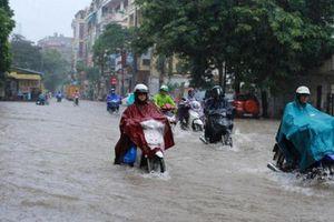 Dự báo thời tiết ngày 19/9: Nhiều nơi có mưa, cảnh báo lũ quét