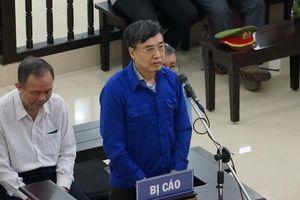 Ngày đầu xét xử cựu Thứ trưởng Lê Bạch Hồng: Vợ bị cáo xin xem xét trả lại một phần tài sản