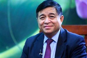 Bộ trưởng Nguyễn Chí Dũng: 'Chỉ riêng việc thoát bẫy thu nhập trung bình cũng đã là thách thức'