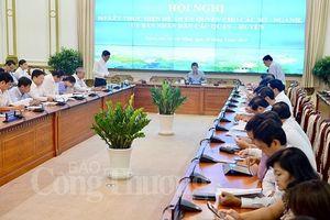TP. Hồ Chí Minh thực hiện rút ngắn thời gian giải quyết công việc