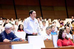 Đồng chí Bùi Xuân Thống phụ trách Đoàn đại biểu Quốc hội tỉnh