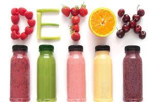Để thanh lọc cơ thể lẫn tinh thần, bạn nên chọn những thực phẩm này!