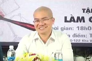 Ông Nguyễn Thái Luyện, Chủ tịch Công ty Alibaba vừa bị bắt là ai?