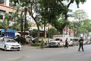 Lực lượng Công an bảo đảm tuyệt đối an toàn Hội nghị ASEANAPOL 39 tại Hà Nội