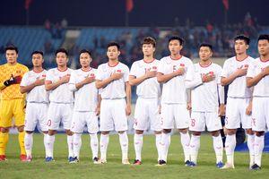U22 Việt Nam đá giao hữu với U22 UAE