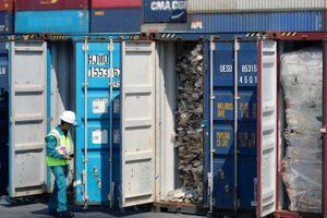 Indonesia trả lại Australia 100 container rác thải nhựa