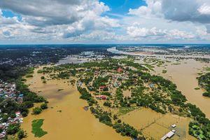 Thủ tướng gửi điện thăm hỏi tình hình lũ lụt ở Thái Lan