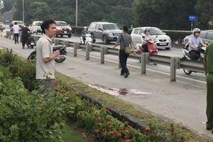 Người phụ nữ bị đâm gục gần cầu Bãi Cháy nghi do mâu thuẫn tình cảm