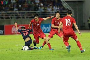 Tụt 2 bậc trên BXH FIFA, ĐT Việt Nam vẫn dẫn đầu Đông Nam Á