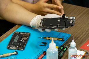 Tháo tung iPhone 11 Pro Max đầu tiên ở Việt Nam