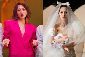 Bảo Anh diện mốt không nội y, váy cưới xuyên thấu trong MV 'Ai cần ai'