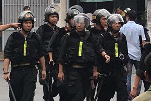 An ninh thắt chặt khi cảnh sát khám xét công ty liên quan Alibaba