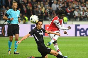 Europa League 2019/20: Arsenal thắng đậm 3-0 trước Frankfurt